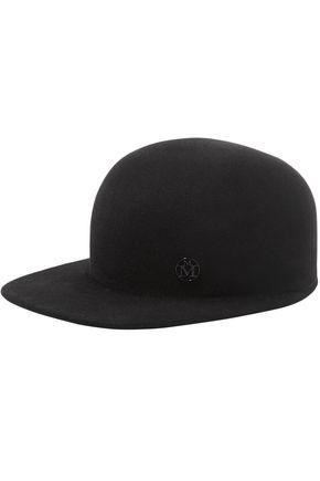 MAISON MICHEL Shariff rabbit-felt cap