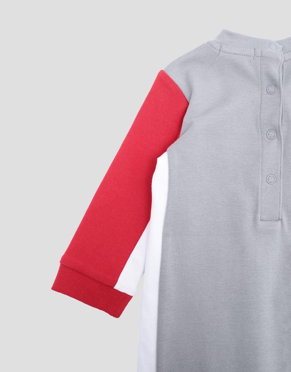 Scuderia Ferrari Online Store - Mono de piloto para bebé en algodón Interlock - Monos