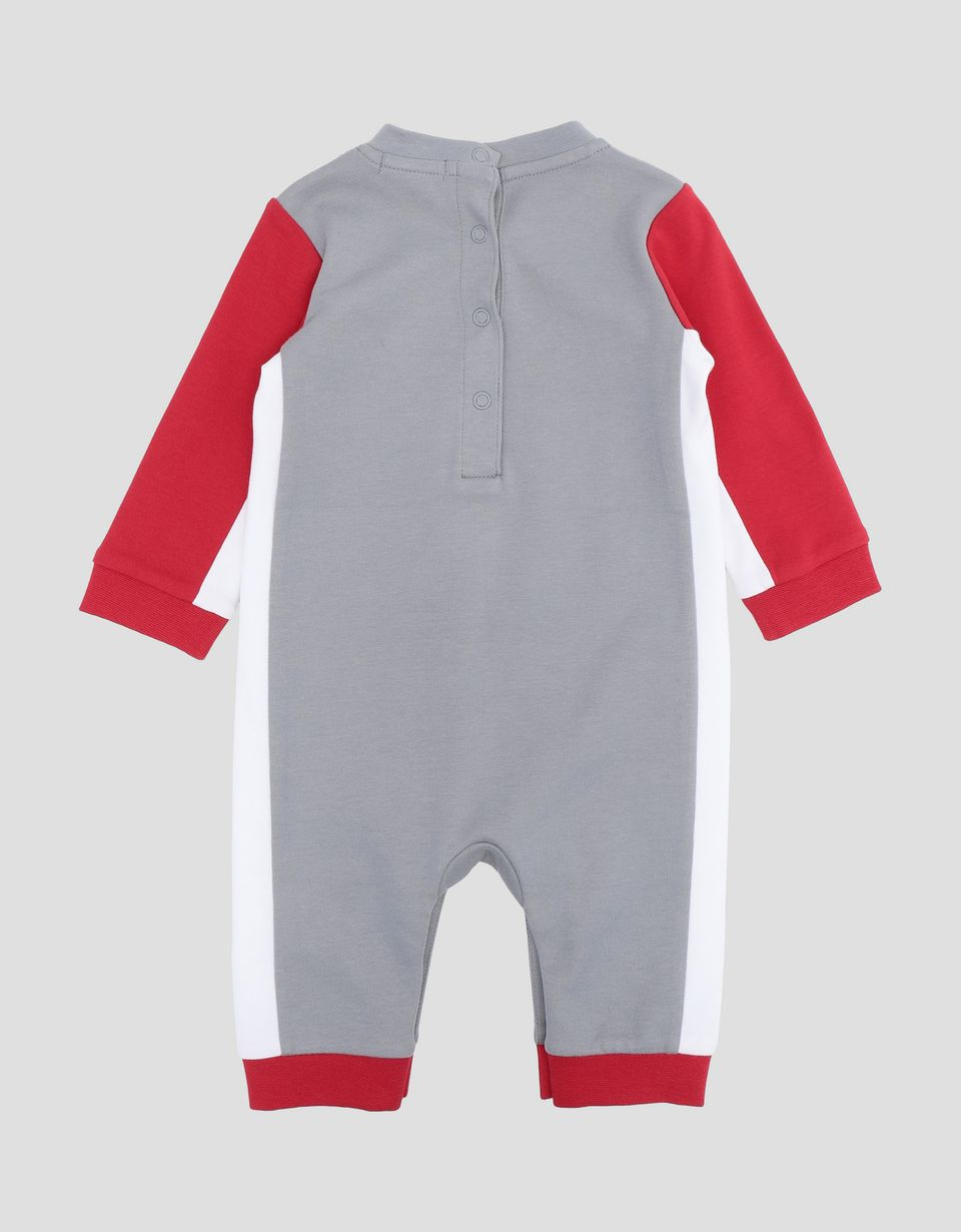 Scuderia Ferrari Online Store - Infant cotton interlock driver bodysuit - Jumpsuits
