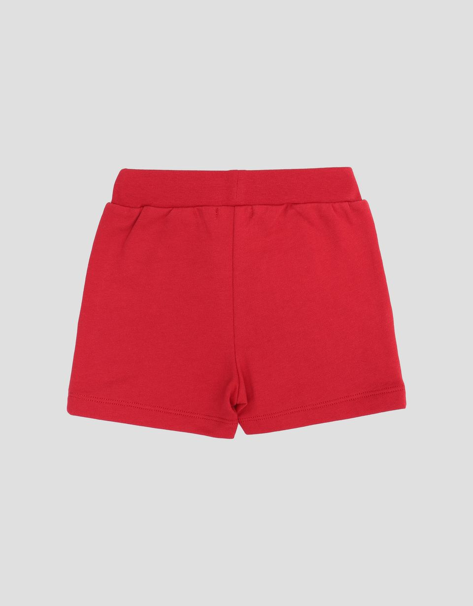 Scuderia Ferrari Online Store - Infant French terry shorts - Shorts