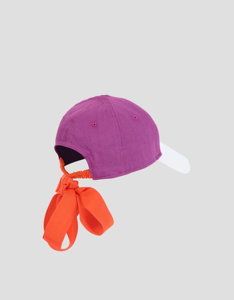 Scuderia Ferrari Online Store - Girls' glitter print hat - Baseball Caps
