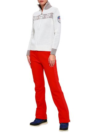 FUSALP Quilted shell ski pants