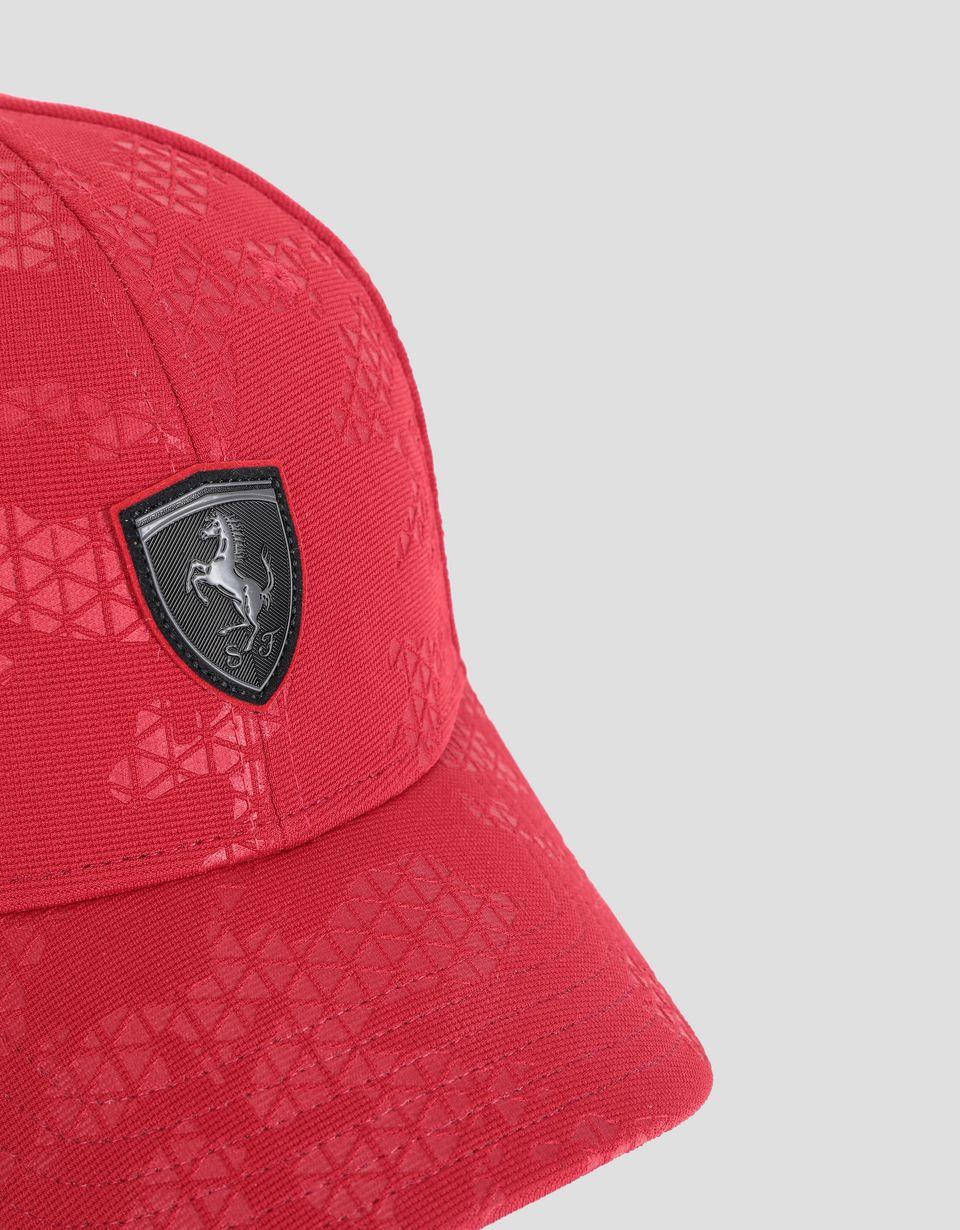 Scuderia Ferrari Online Store - Men's camouflage racing cap -