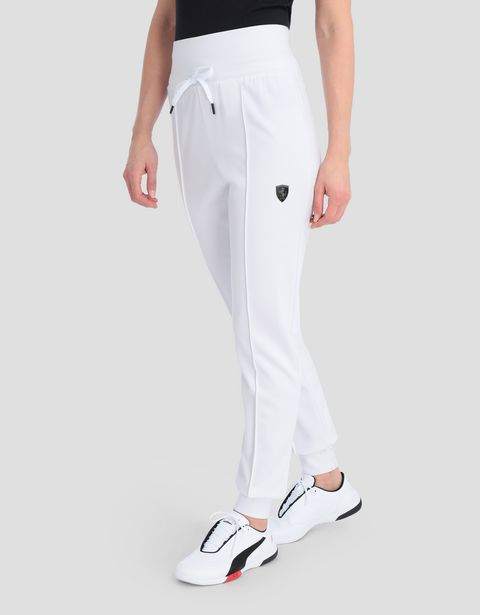 Women's joggers in Milano rib