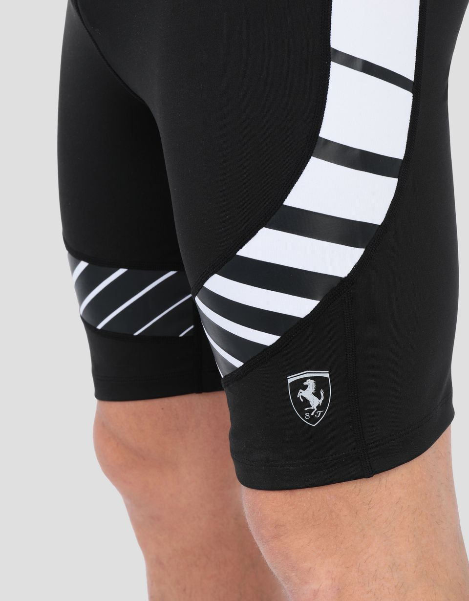 Scuderia Ferrari Online Store - Men's Speed Dry running shorts - Shorts