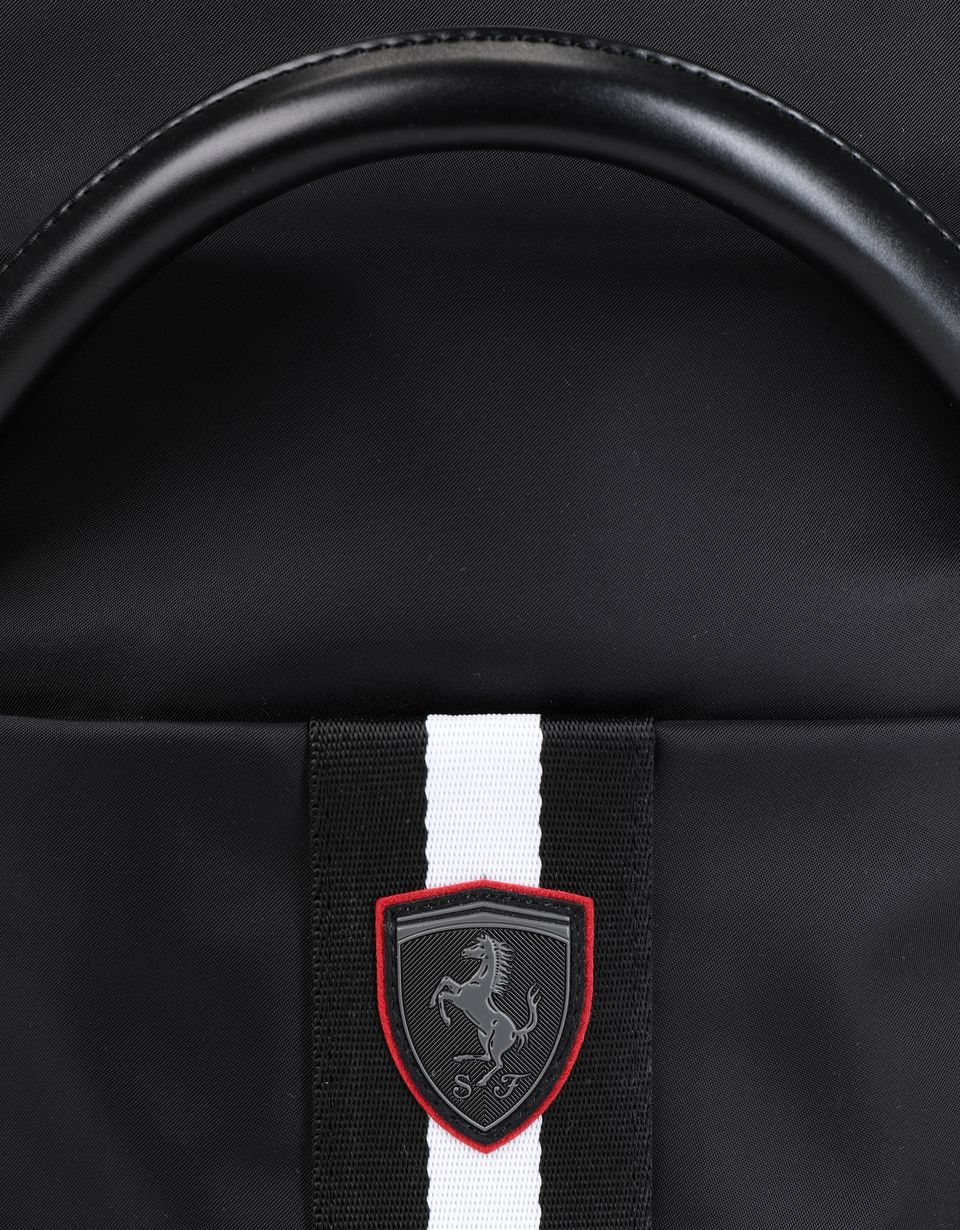 Scuderia Ferrari Online Store - Women's bag with handles and removable shoulder strap - Boston Bags