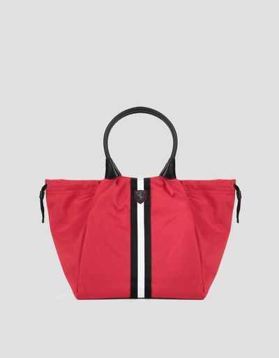 53fc4f229977 Women s bag with double drawstring ...