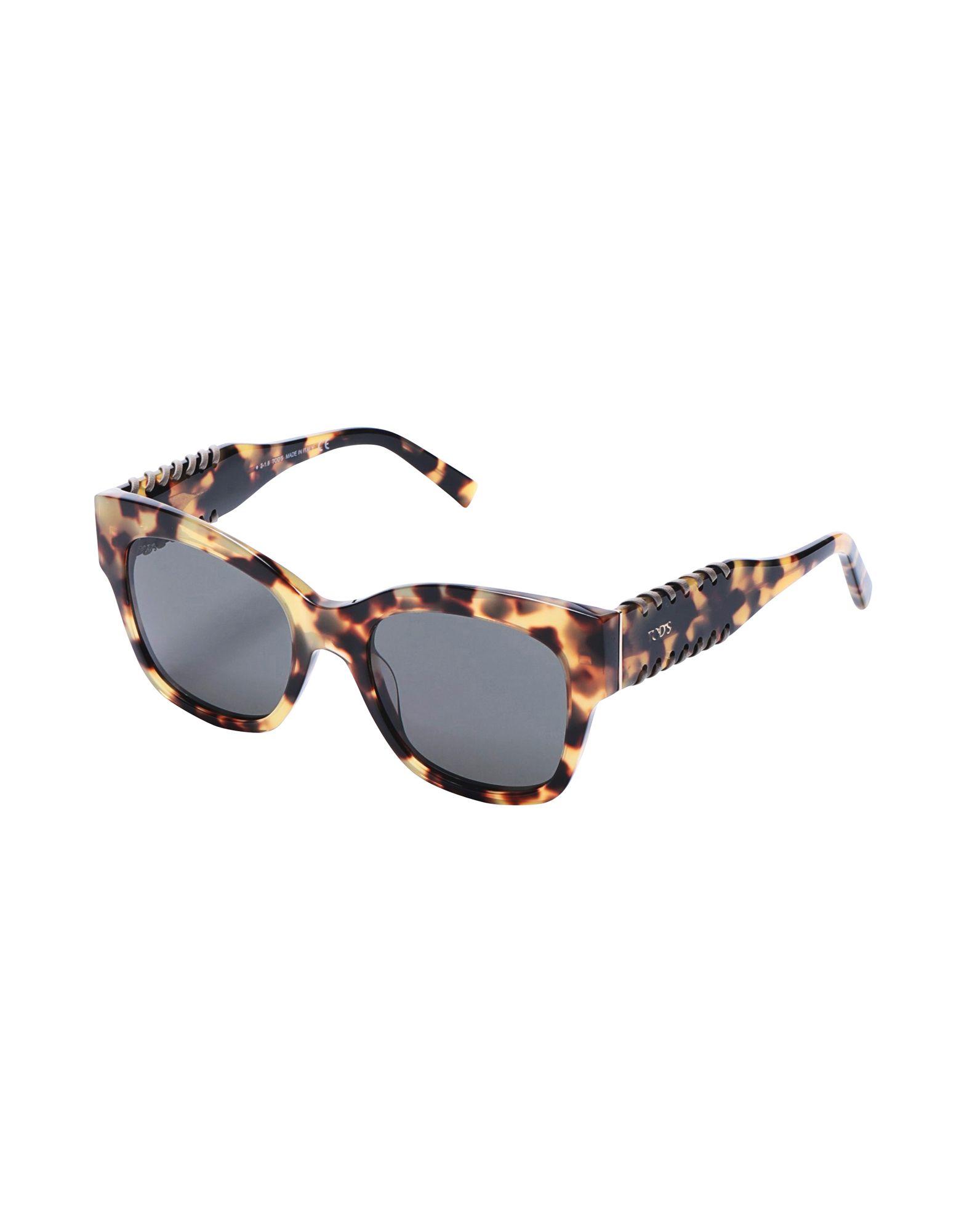 TOD'S Солнечные очки web eyewear солнечные очки