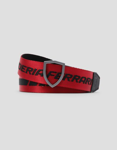 Everywhere Red tape belt