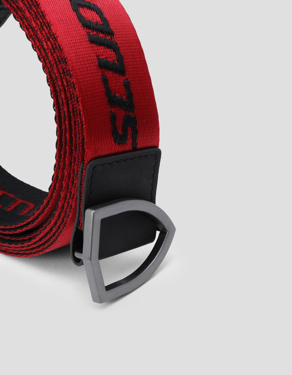 Scuderia Ferrari Online Store - Bandgürtel Everywhere Red - Reguläre Gürtel