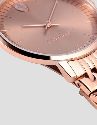 Scuderia Ferrari Online Store - Rose gold women's Ultraleggero watch - Quartz Watches
