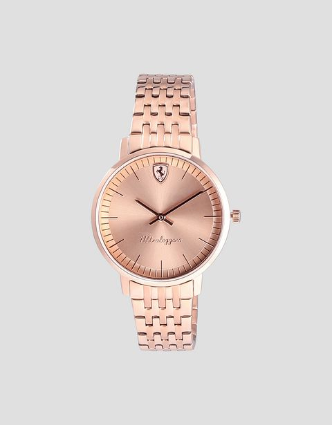Ultraleggero rose gold-coloured ladies' watch
