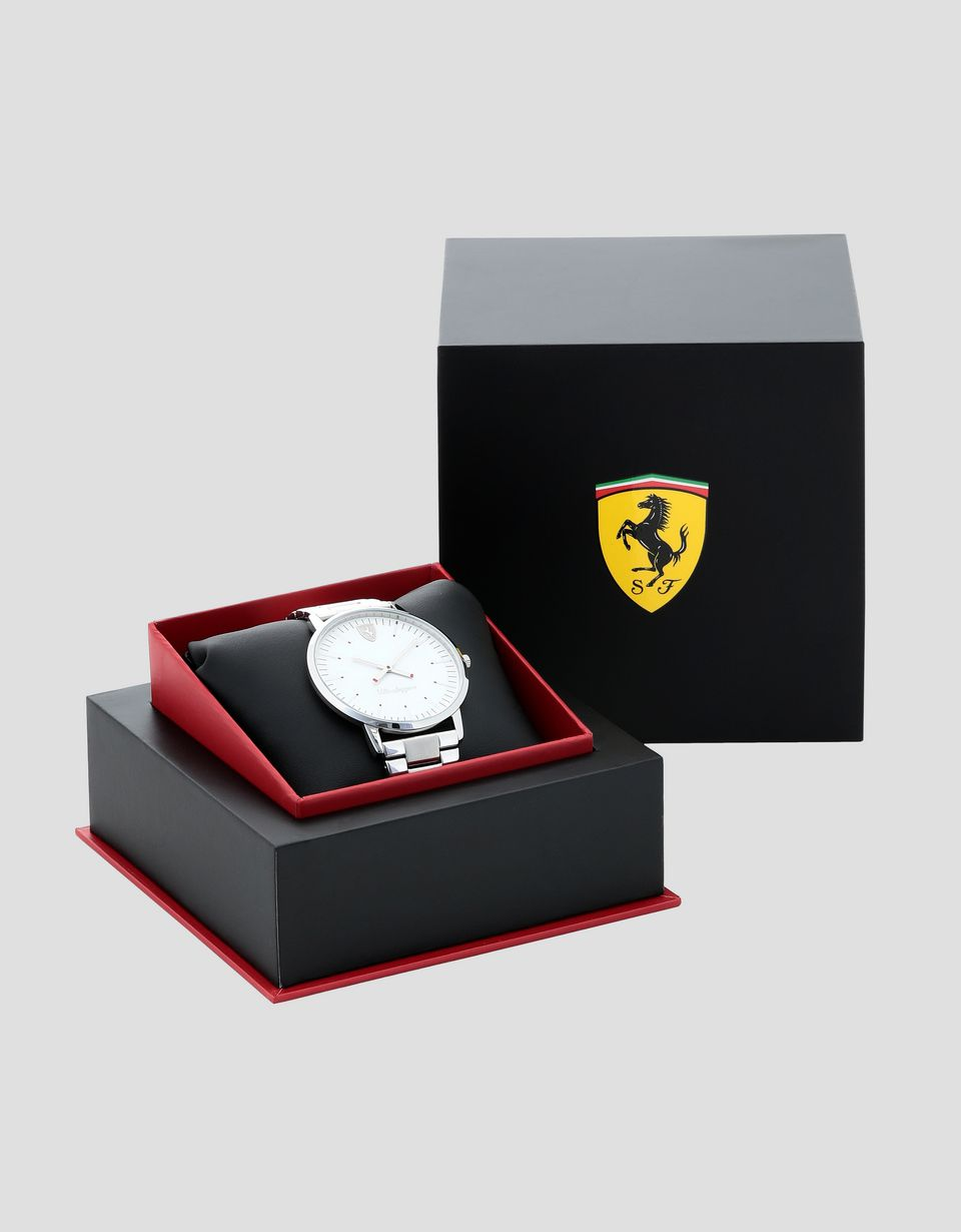 Scuderia Ferrari Online Store - Ultraleggero watch with blue dial - Quartz Watches