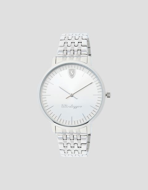 Women's Ultraleggero watch with steel wrist strap
