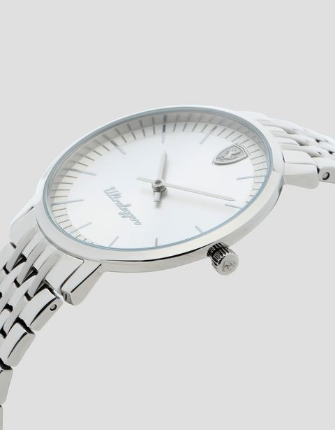 Ultraleggero ladies' watch with steel bracelet