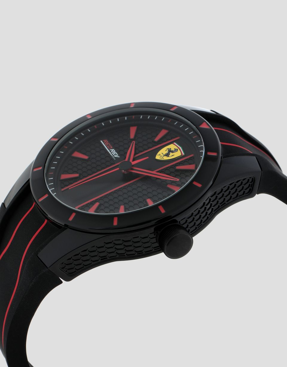 Scuderia Ferrari Online Store - Set of two RedRev watches (38 mm and 44 mm) - Quartz Watches