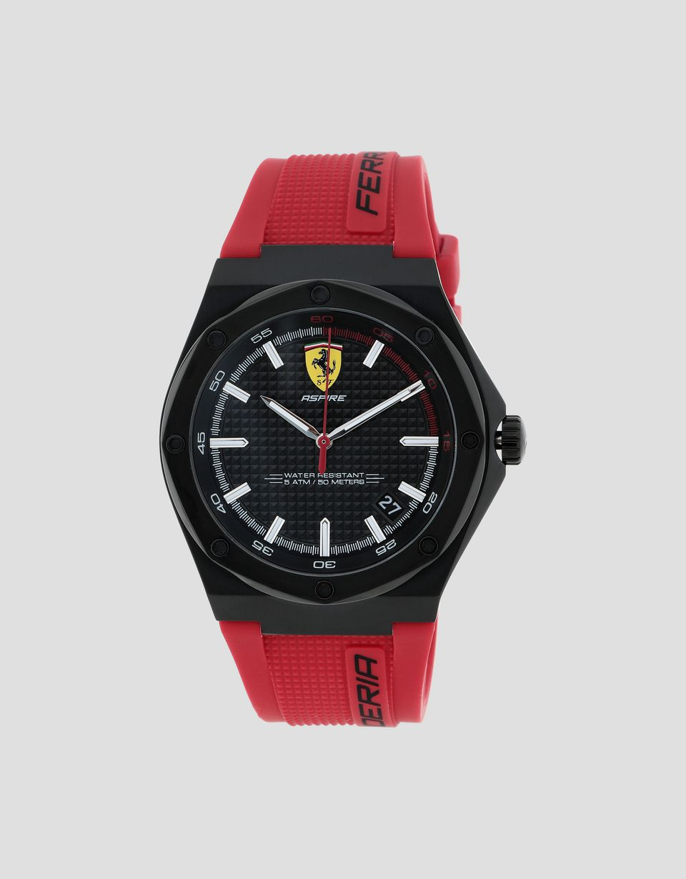 Scuderia Ferrari Online Store - Set with Aspire watch and Ferrari FXX-K 1:43 scale model -