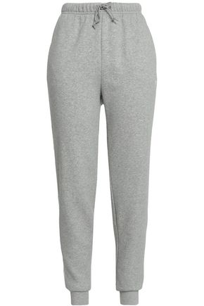 ADIDAS ORIGINALS Cotton-blend fleece track pants
