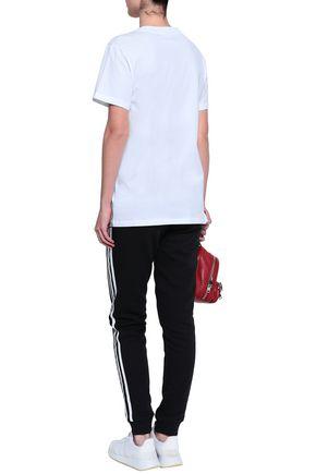 ADIDAS ORIGINALS Cotton-jersey T-shirt