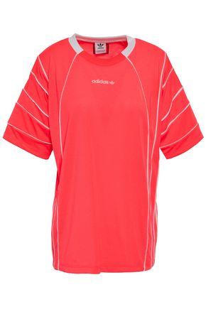 ADIDAS ORIGINALS Neon jersey T-shirt