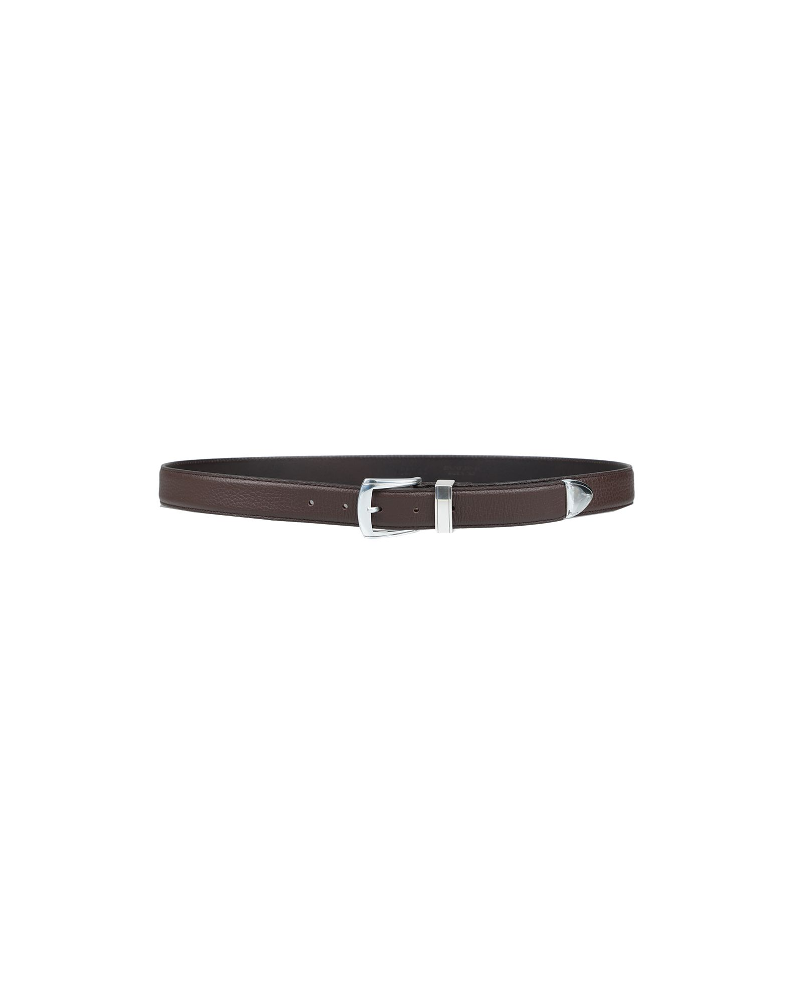 D'AMICO Belts in Black