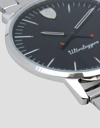 Scuderia Ferrari Online Store - Ultraleggero watch with steel bracelet - Quartz Watches