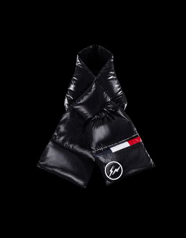 8ba6e480e Moncler Scarves and Gloves Men FW