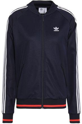 ADIDAS ORIGINALS Cotton-blend bomber jacket