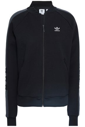 ADIDAS ORIGINALS Jersey bomber jacket