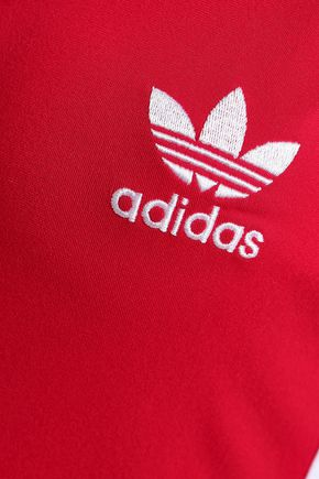 ADIDAS ORIGINALS Embroidered jersey bodysuit