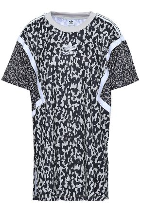 ADIDAS ORIGINALS Printed jersey T-shirt