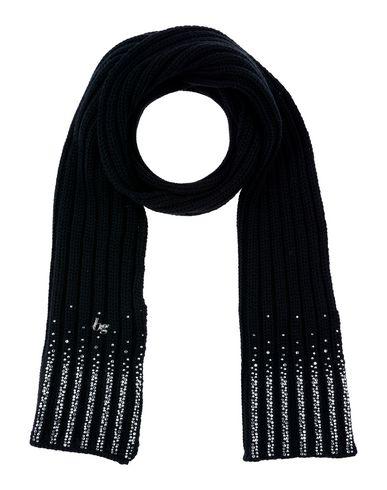 Фото - Женский шарф  черного цвета