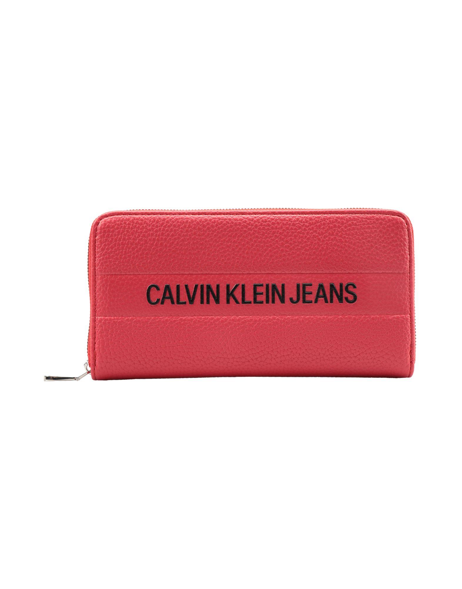 CALVIN KLEIN JEANS Бумажник цена и фото