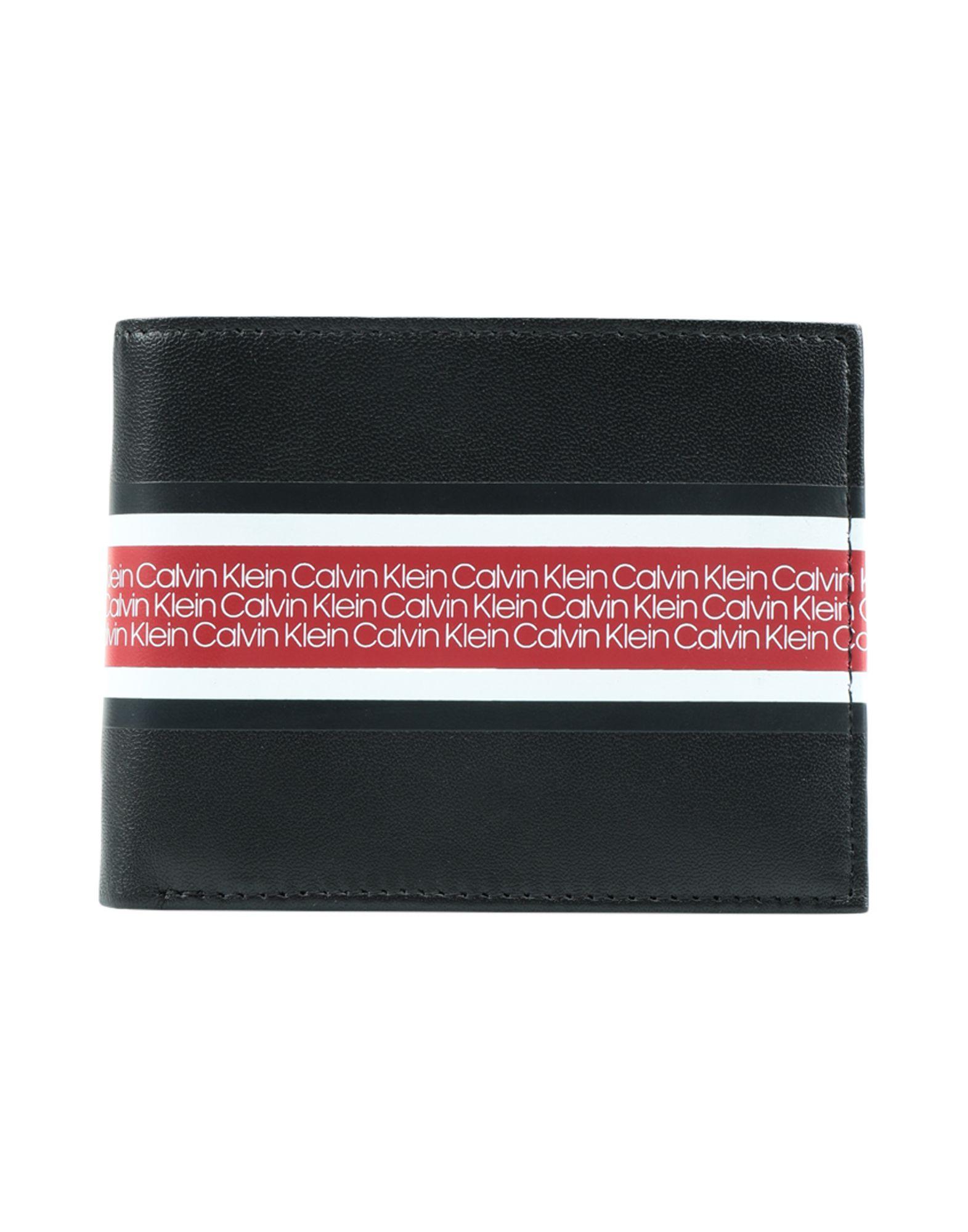 CALVIN KLEIN Бумажник цена и фото