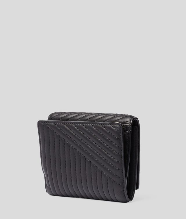 Karl Lagerfeld - K/Signature Quilted portefeuille - 2