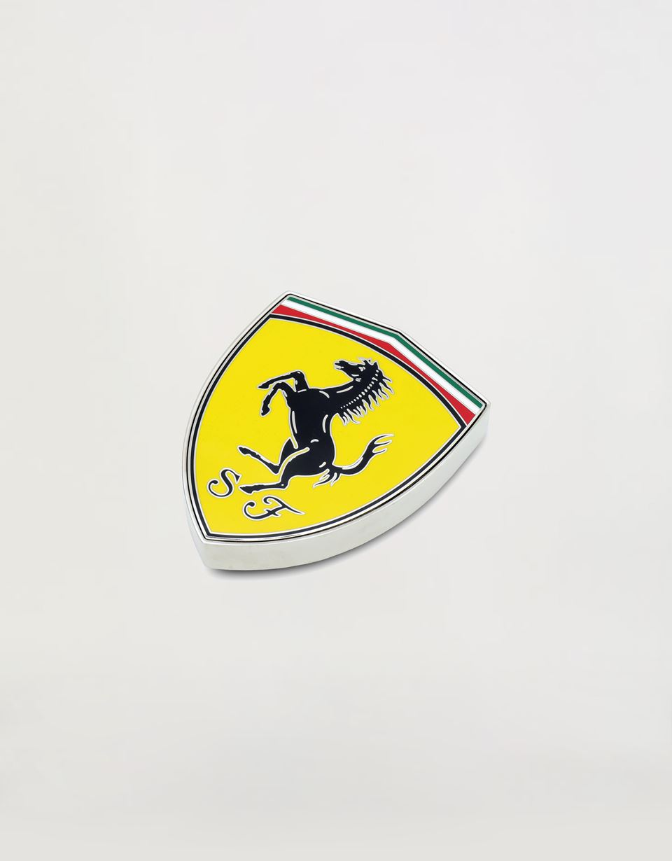 Scuderia Ferrari Online Store - Paperweight with Scuderia Ferrari Shield - Desk Items