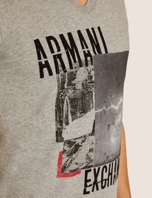 ARMANI EXCHANGE Graphic T-shirt [*** pickupInStoreShippingNotGuaranteed_info ***] b
