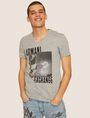 ARMANI EXCHANGE Graphic T-shirt [*** pickupInStoreShippingNotGuaranteed_info ***] f