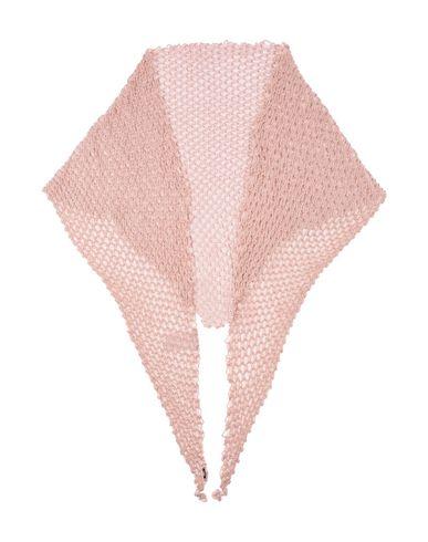 Фото - Шаль пастельно-розового цвета