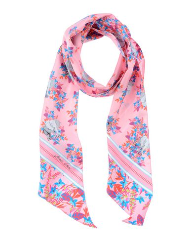 Фото - Женский шарф  розового цвета