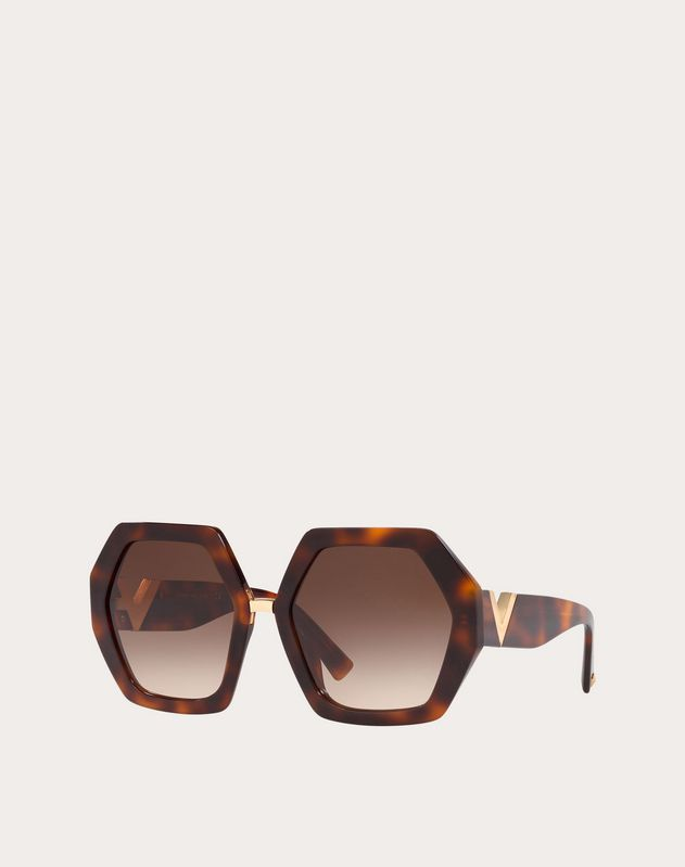 Acetate VLOGO Sunglasses