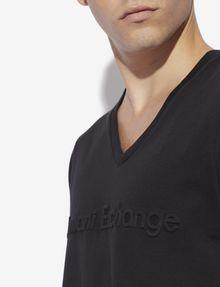 ARMANI EXCHANGE Logo T-shirt [*** pickupInStoreShippingNotGuaranteed_info ***] b