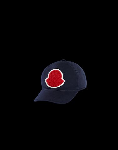 Moncler Junior 8-10 Years - Boy Man: HAT