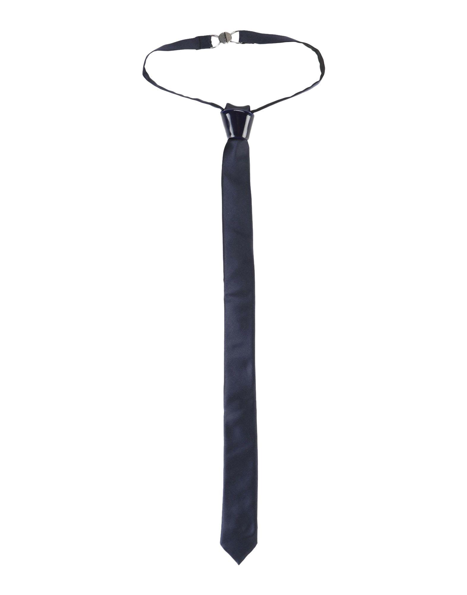 《送料無料》COR SINE LABE DOLI メンズ ネクタイ ブルー シルク 100%