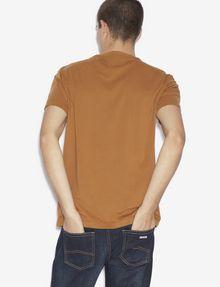 ARMANI EXCHANGE REGULAR-FIT 2.0 LOGO V-NECK TEE Graphic T-shirt [*** pickupInStoreShippingNotGuaranteed_info ***] e