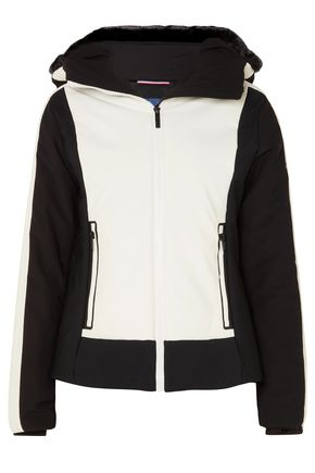 FUSALP Carla hooded ski jacket
