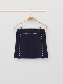 Studded skirt