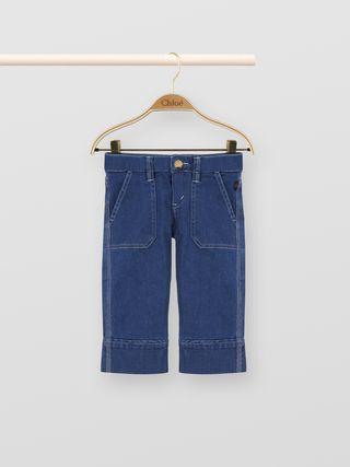 Turn-up pants