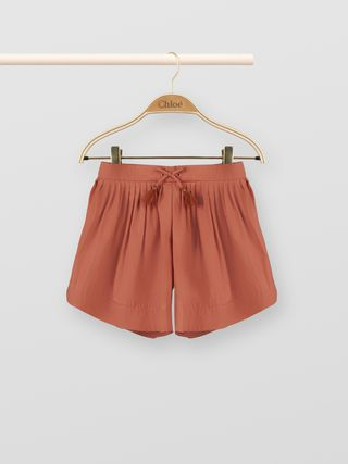 Sarouel shorts