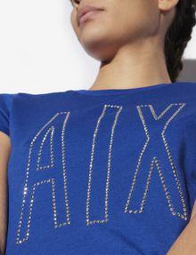 ARMANI EXCHANGE Logo T-shirt [*** pickupInStoreShipping_info ***] b